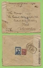 WWII European Cover Stamps
