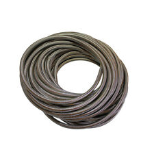-8 AN Braided Stainless Steel Fuel Line Hose 1500 PSI CPE Rubber AN8 8AN 1/2