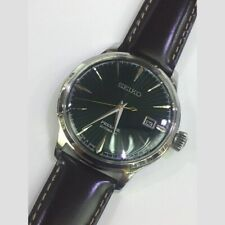Latest New SEIKO Presage SRPD37J1 Emeral Green Cocktail Time Auto 40.5mm 4R35