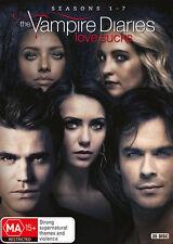 Vampire Diaries : Season 1-7 (DVD, 2016, 35-Disc Set)