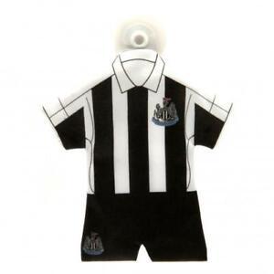 Newcastle United Football Club Car Mini Cloth Home Kit Hanger With Sucker NUFC