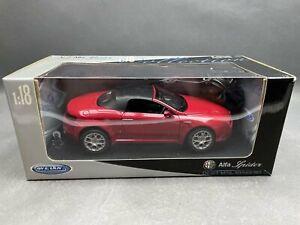 1:18..Welly--Alfa Romeo Spider (mit Beleuchtung)  / 6 G 915