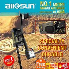 Pro Metal Detector 1.5M Depth Underground Treasure Gold Hunter High Sensitivity