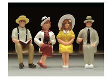 LGB 51406 Amerikanische Figuren, sitzend +Fabrikneu+