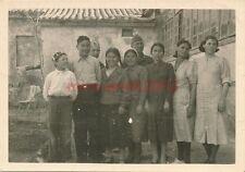 Foto, Blick auf Einwohner von Kertsch, Krim 1941 (N)1841
