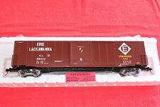 3006909 Erie Lackawanna 60' Single Door Auto Parts Box Car 2 Rail NEW IN BOX
