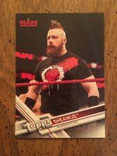 Sheamus Topps WWE 2017  Card