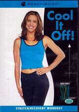 Cool It Off - Debbie Siebers' Slim Series: Stretch/Recovery Workout (DVD)  NEW