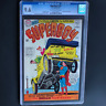 SUPERBOY #126 (DC 1966) 💥 CGC 9.6 OW-W ~ ONLY 3 HIGHER! 💥 ORIGIN of KRYPTO