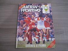 Settimanale  GUERIN SPORTIVO  n° 35  del 1979    Almanacco Europa