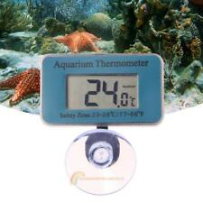 LCD Digital Fish Tank Aquarium Thermometer Water Wireless Temperature Meter Test