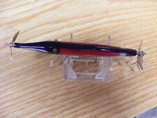 Killer Baits Rusty Jessee Creek Chub Style Glasseye Gar Minnow in Redwing Blkbrd