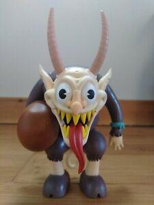Alex Pardee Monster Season Mister Kramp Krampus Figure - Loot Fright Exclusive