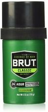 New Brut Classic Scent 24 Hour Protection Deodorant Stick 2.5 Oz.