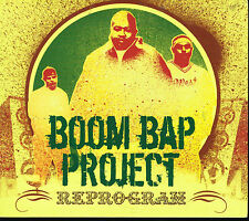 CD Album: Boom Bap Project; reprogram. rhymesayers. B2