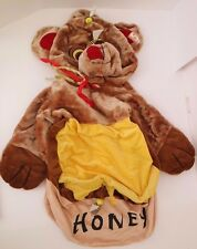 Boys Girls Kids Honey Bee Bear Bean Bag Fun Lounge Chair Toy NEW (Fill Yourself)