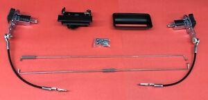 1988-1999 CHEVY C1500 C2500 REAR TAILGATE REPAIR KIT SET & HARDWARE NEW TGK120