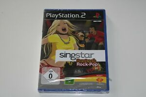 SingStar: Deutsch Rock-Pop Vol. 2 (Sony PlayStation 2, 2010, DVD-Box) - NEU !!!