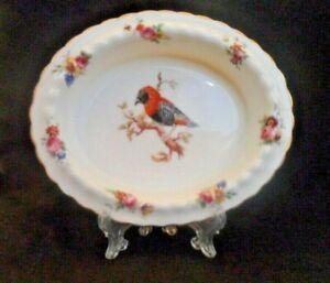 Antique Royal Doulton Orange Bishop Grenadier Dish
