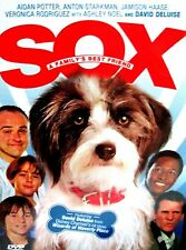 Sox: The Amazing Dog NEW! DVD, FAMILY Comedy, David Deluise, Best Friend Sox dog