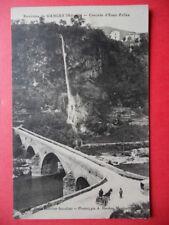 GANGES  ( environs )  :  Le Cascade d'Eaux Folles........VO.1928.