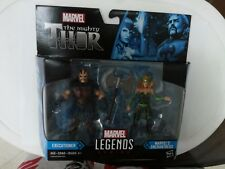 Marvel Legends - 3.75 - Thor Ragnarok - Executioner & Enchantress Boxed Set