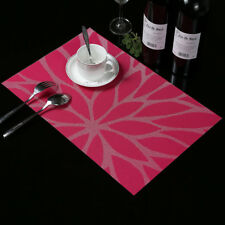 Tableware Placemats Place Mats Table Coasters Insulation Kitchen Dining Room