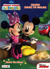Mickey Mouse Clubhouse coloring book RARE UNUSED