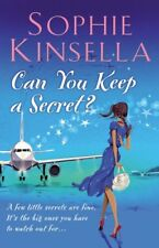 BOOK-Can You Keep A Secret?,Sophie Kinsella- 0552771104