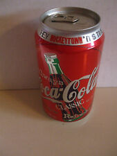 1997 Detroit Red Wings Stanley Cup Champions Coca-Cola can – FULL L@@K!