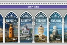 Djibouti 2018 Lighthouses  S201806