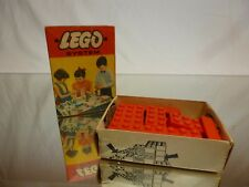 LEGO 217 BOUWSTENEN BRIQUES - BUILDING BLOCKS - VERY RARE - GOOD IN ORIGINAL BOX