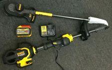 "DeWALT DCST970 60V MAX Li-Ion Flex Volt Brushless 15"" String Trimmer NEW KIT"
