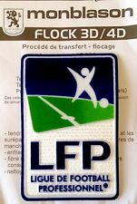 French Ligue De Football Professionnel LFP Official MonBlason Lextra Badge Patch