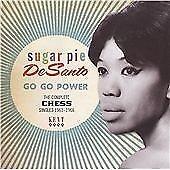 Sugar Pie DeSanto - Go Go Power - The Complete Chess Singles 1961-66 (CDKEND 317