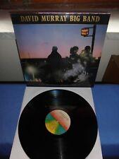 "David Murray Big Band ""Live At ""Sweet Basil"" - Vol. 2"" LP BLACK SAINT ITA 1986"