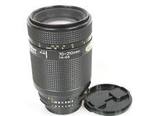 Nikon AF Nikkor 4-5,6/70-210mm 70-210 mm 1: 4-5,6 + Macro Top Digital + analog