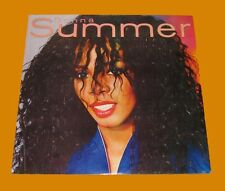 Philippines DONNA SUMMER Self Titled LP Record