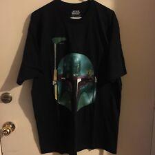 Star Wars Boba Fett WeLoveFine T-Shirt XL Brand New NWOT Han Solo Luke Leia