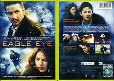 EAGLE EYE - DVD (USATO EX RENTAL)