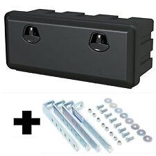 LKW Staukasten Just 750-300 Werkzeugkasten mit Halter, Staubox, Daken J040+VH120