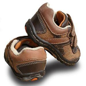 new Stride Rite SRT OSCAR BB32258F coffee/expresso toddler boys walking shoes