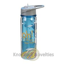 18 Oz. Tritan Water Bottle - Dr. Seuss Oh The Places Fun Novelty Drink Container
