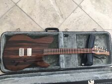 Michael Spalt Telecaster style boutique guitar - SpaltedGORGEOUS!