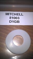 MITCHELL 300,440A ETC TEFLON SPOOL DRAG WASHER. REF# 81003. APPLICATIONS BELOW.