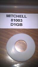 Mitchell 300,330 A, 440 A Match etc Teflon Spool Drag Washer. APPLICATIONS ci-dessous.