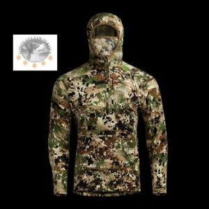 Sitka Gear 50216 Apex Hoody Optifade Subalpine bow hunting