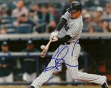 BRENNAN BOESCH NEW YORK YANKEES SIGNED AUTOGRAPHED 8x10 PHOTO W/COA HORIZONTAL