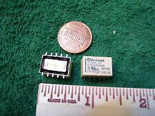 1-LOT OF 10 AROMAT MINI SMD RELAY TF25SA-5V SPDT X2 CONTACTS 5V DC COIL