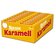 12 x Bars Storck Karamell Riesen = 72 Candies ** Made in Germany ** Best Preis